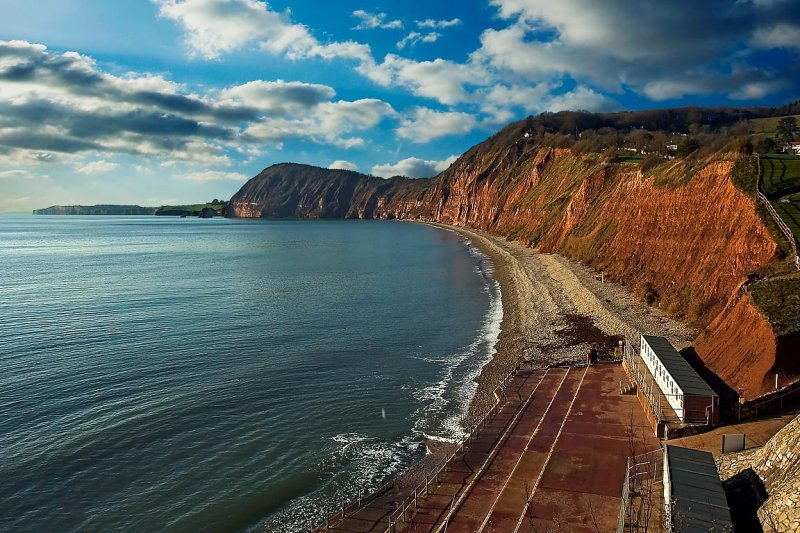 Beyond Jacobs Ladder, Sidmouth (2281)