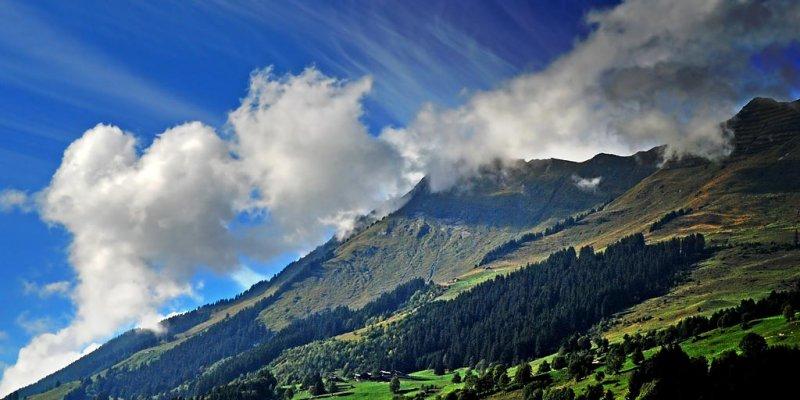 More cloud! Les Diablerets