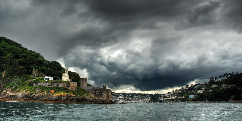 Storm over Dartmouth