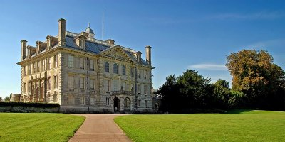 Front of house, Kingston Lacy