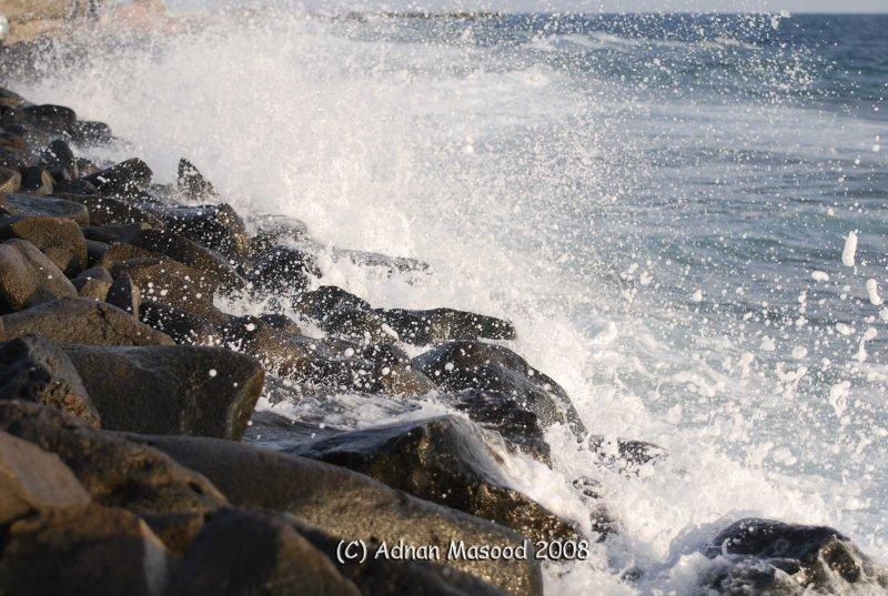 01-Red Sea waves.JPG