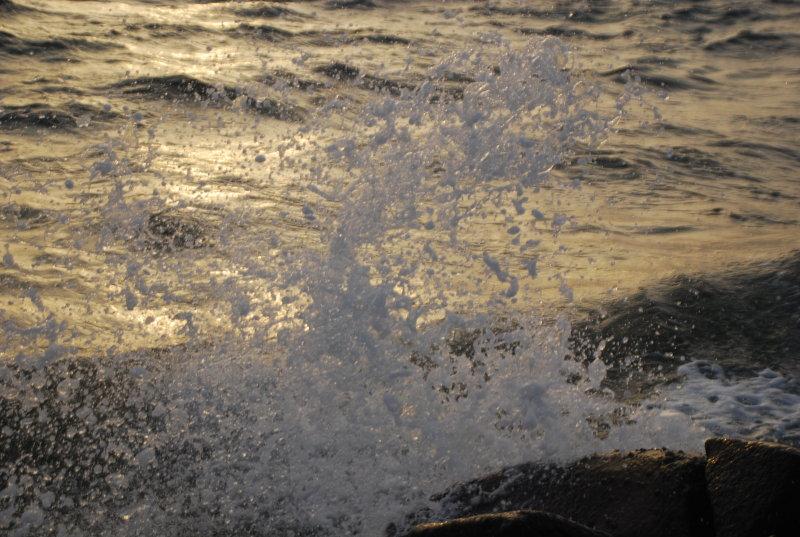 16-Sun waves and sea.JPG
