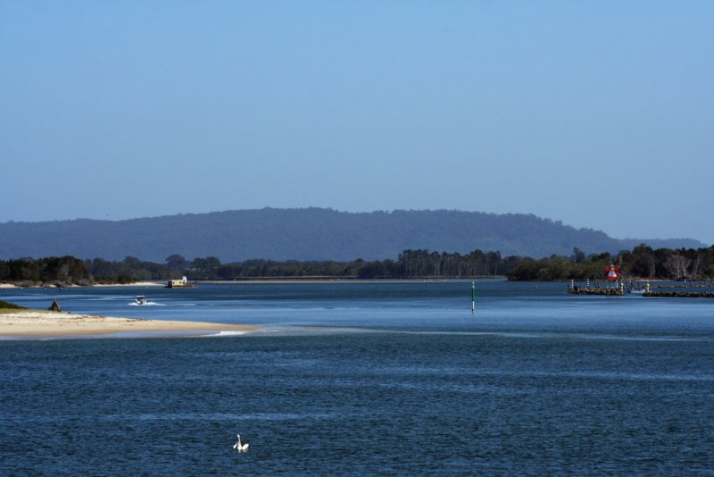 Mouth of the Clarence River, Yamba