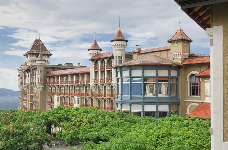 The Caux Conference Center