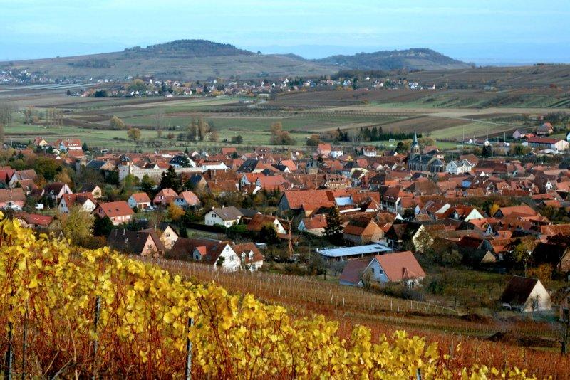 Westoffen, automne 2009