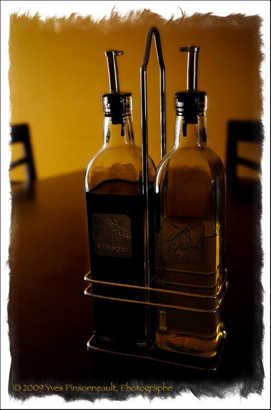 Oil and Vinegar ...