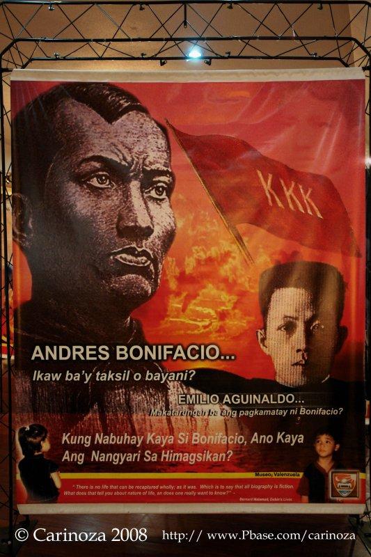 Andrés Bonifacio: Ikaw bay taksil o bayani?