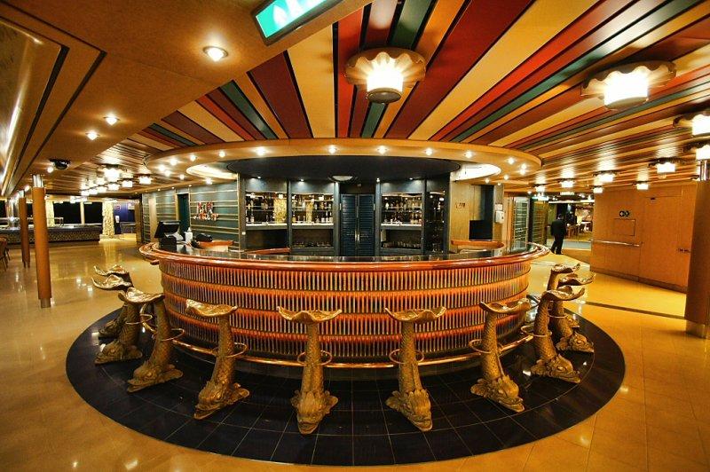 Noordam - Lido pool bar