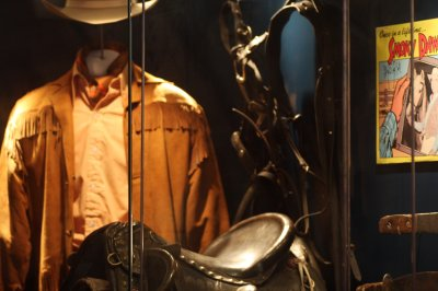 Drover's display
