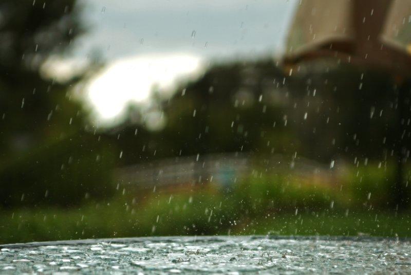 It Never Rains in California . . . .