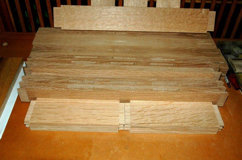 03 frame fabrication