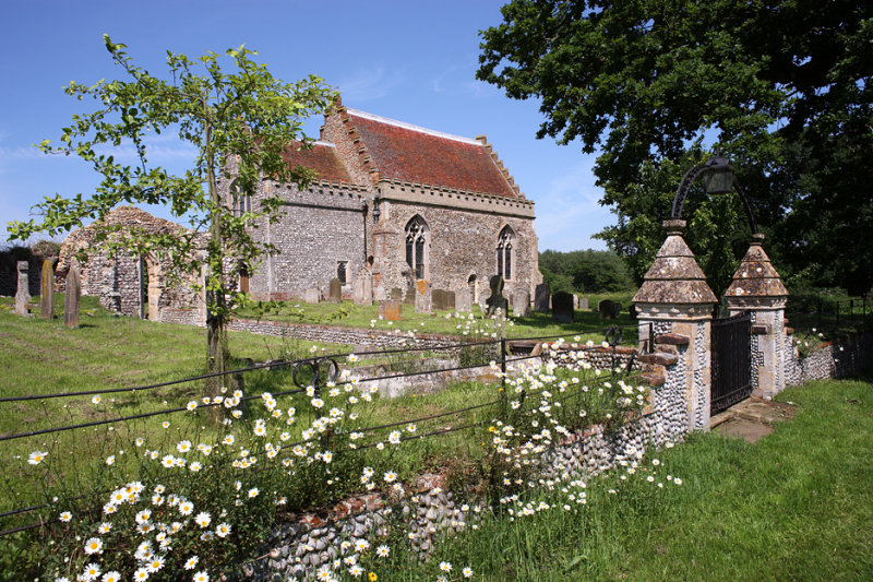 Barningham Church