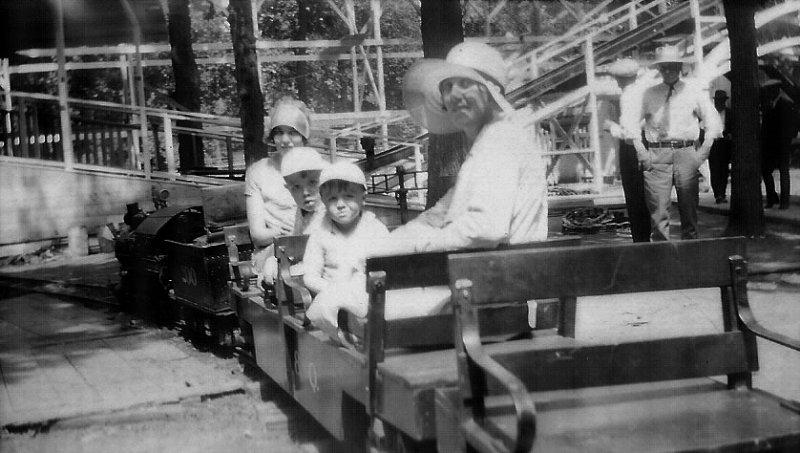 Arnolds Park 1930s