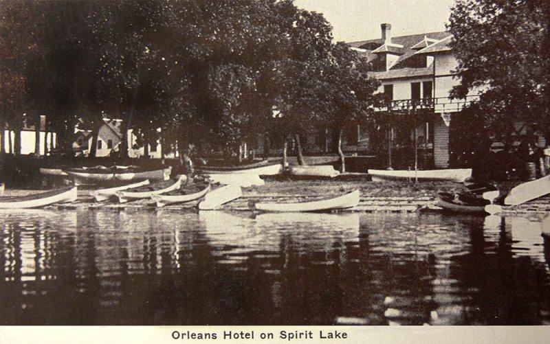Orleans Hotel On Spirit Lake