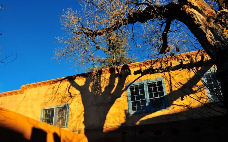 A Late Afternoon in Santa Fe
