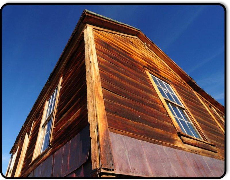 Old Building, Bodie