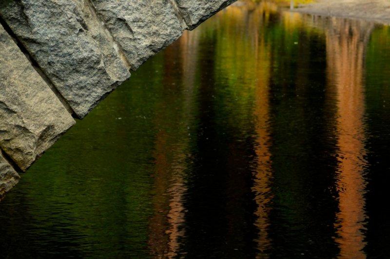 Below Stoneman Bridge