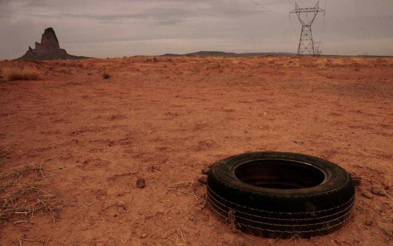 Landscape Near Kayenta, Arizona