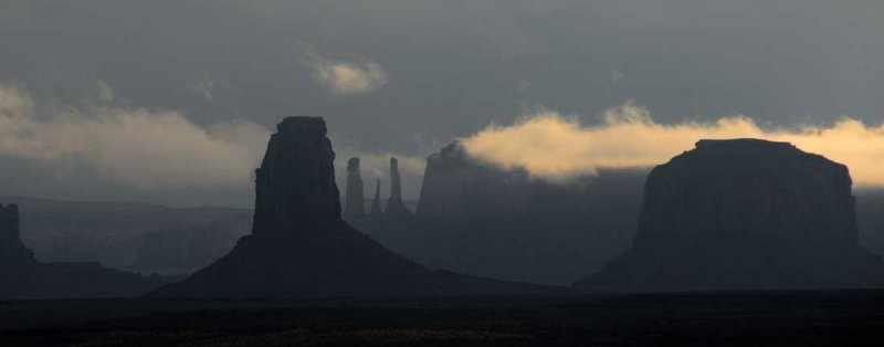 Monument Valley Buttes and Towers