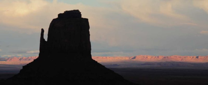 The West Mitten, Monument Valley