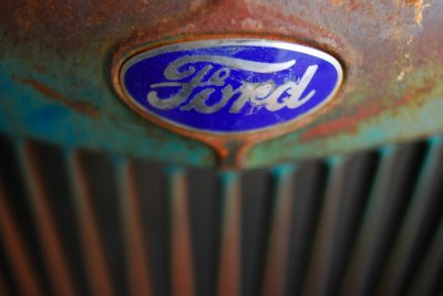 Grill - Ford Truck