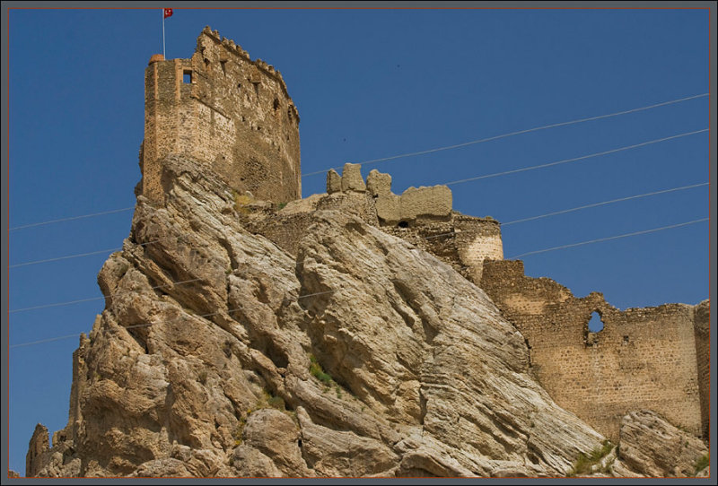 Hoshap castle, Van