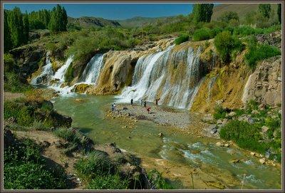 Muradiye waterfalls