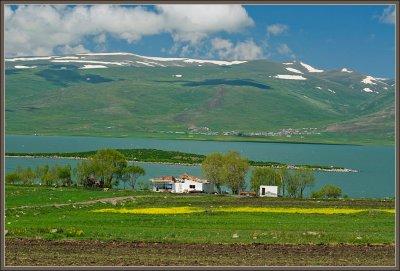 Lake Cildir area