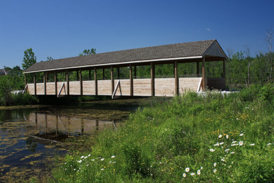 Covered Bridge<BR>June 9, 2008
