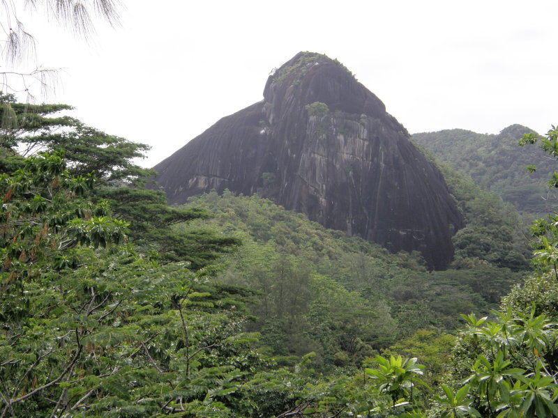 The Danzil to Anse Major walk