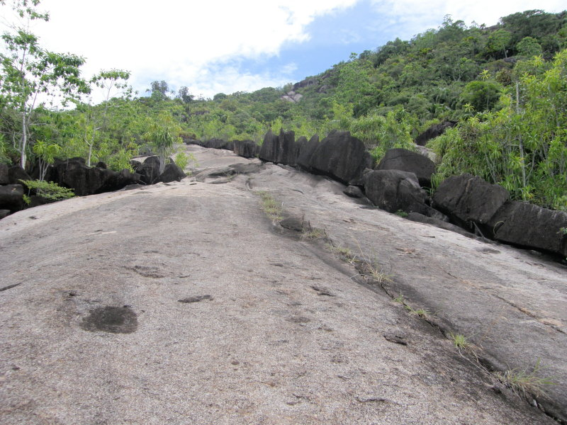 The Danzil to Anse Major walk