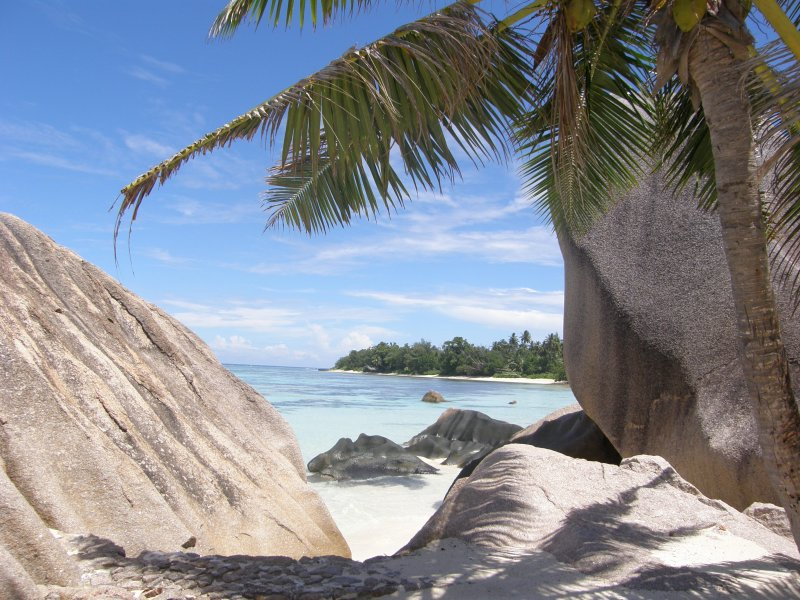 Anse Source dArgent to Anse Marron