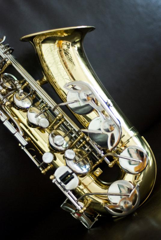 Hannahs Conn alto sax