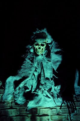 Ghoulish Ghost