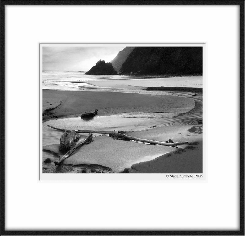 Indian Beach - Sand Patterns