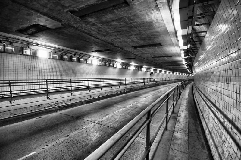 tunnel fumes