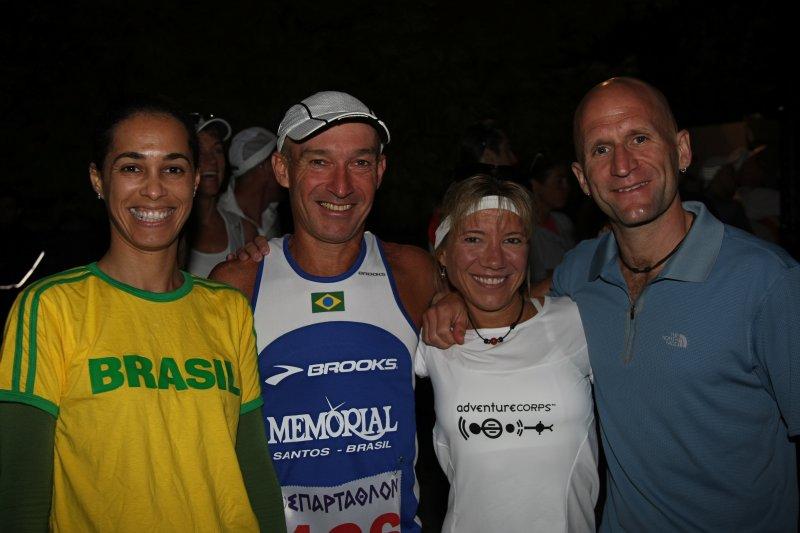 Kelly, Nunes, Lisa & Tim