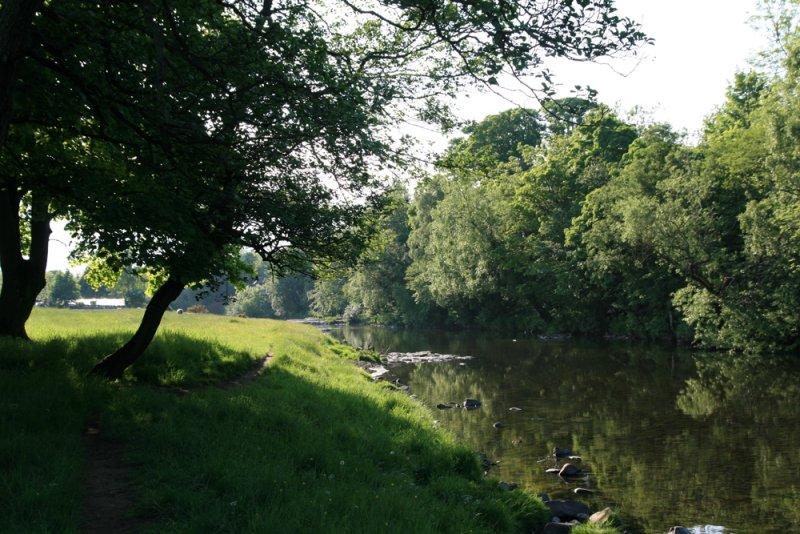 riverside walk