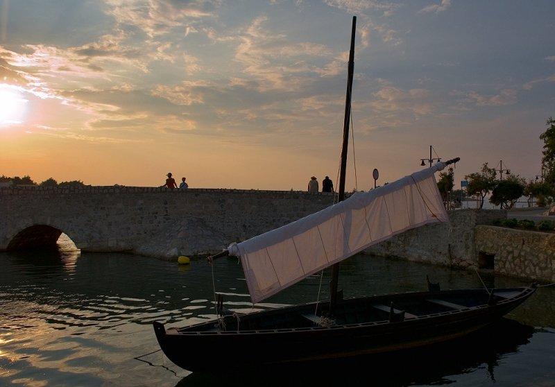Boat In Nin