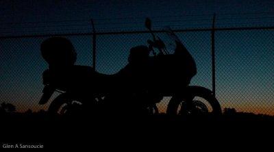 Twilight Bike