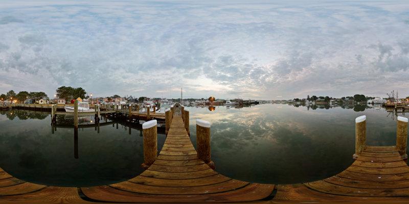 June : Hyannis Harbour