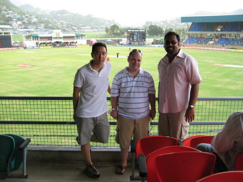 @ West Indies vs. Australia ODI