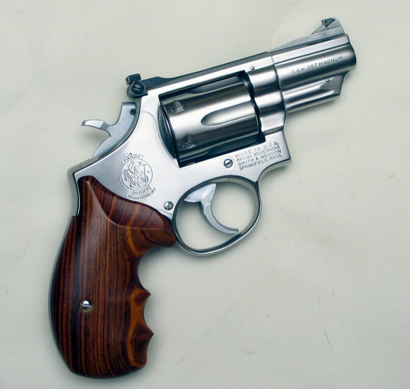 Snub Nosed Revolver Recommendations - Page 4