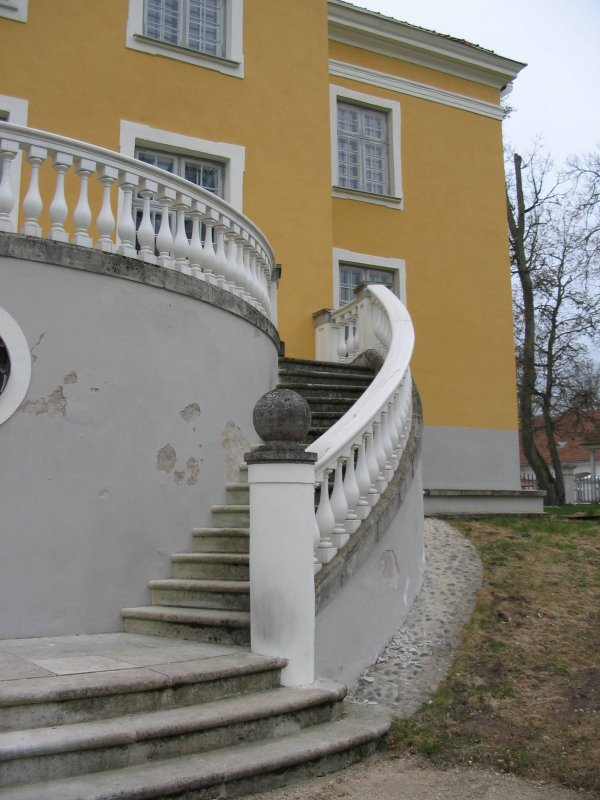 Palmse Manor from the rear