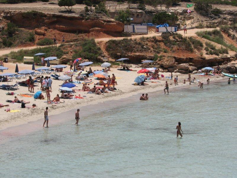 Cala Saona 2008