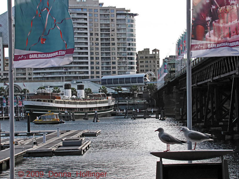 Darling Harbor, Sydney