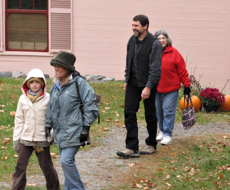 Strolling into the Apple Fest