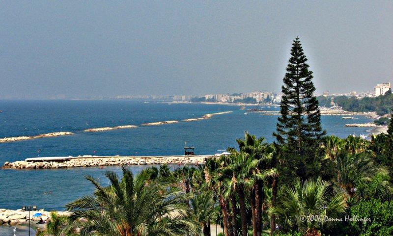 Along the Limassol Shore
