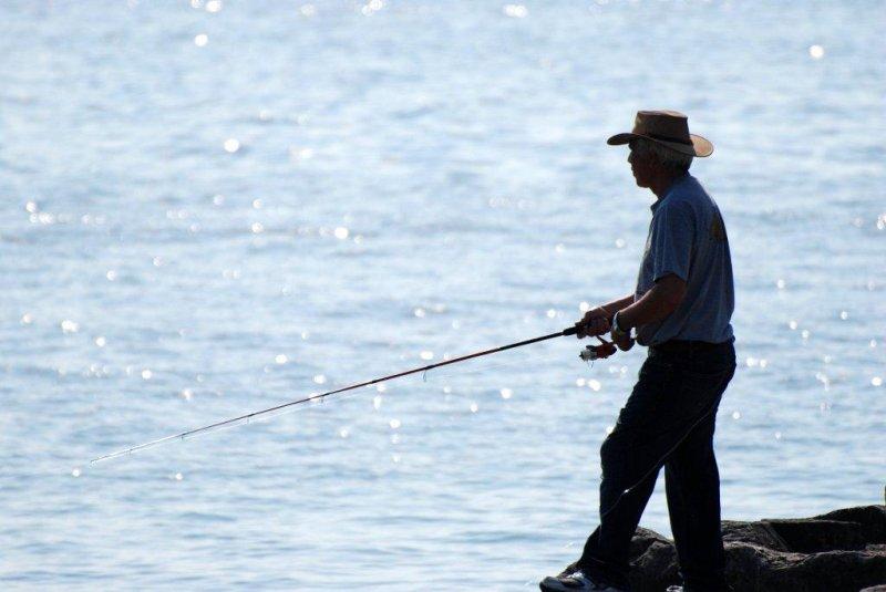 The fisherman....
