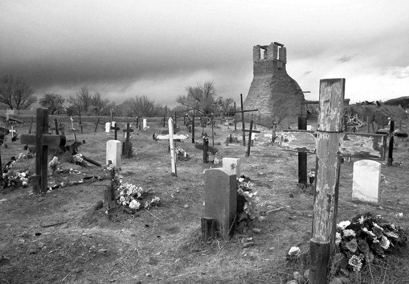 Taos Cemetery 2
